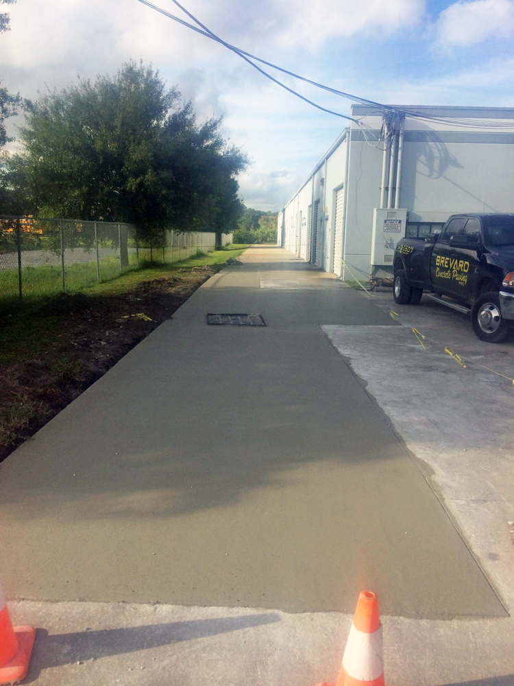 Commercial Concrete Contractor in Melbourne, Florida - 08