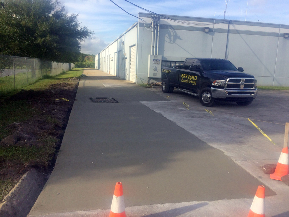 Commercial Concrete Contractor in Melbourne, Florida - 09
