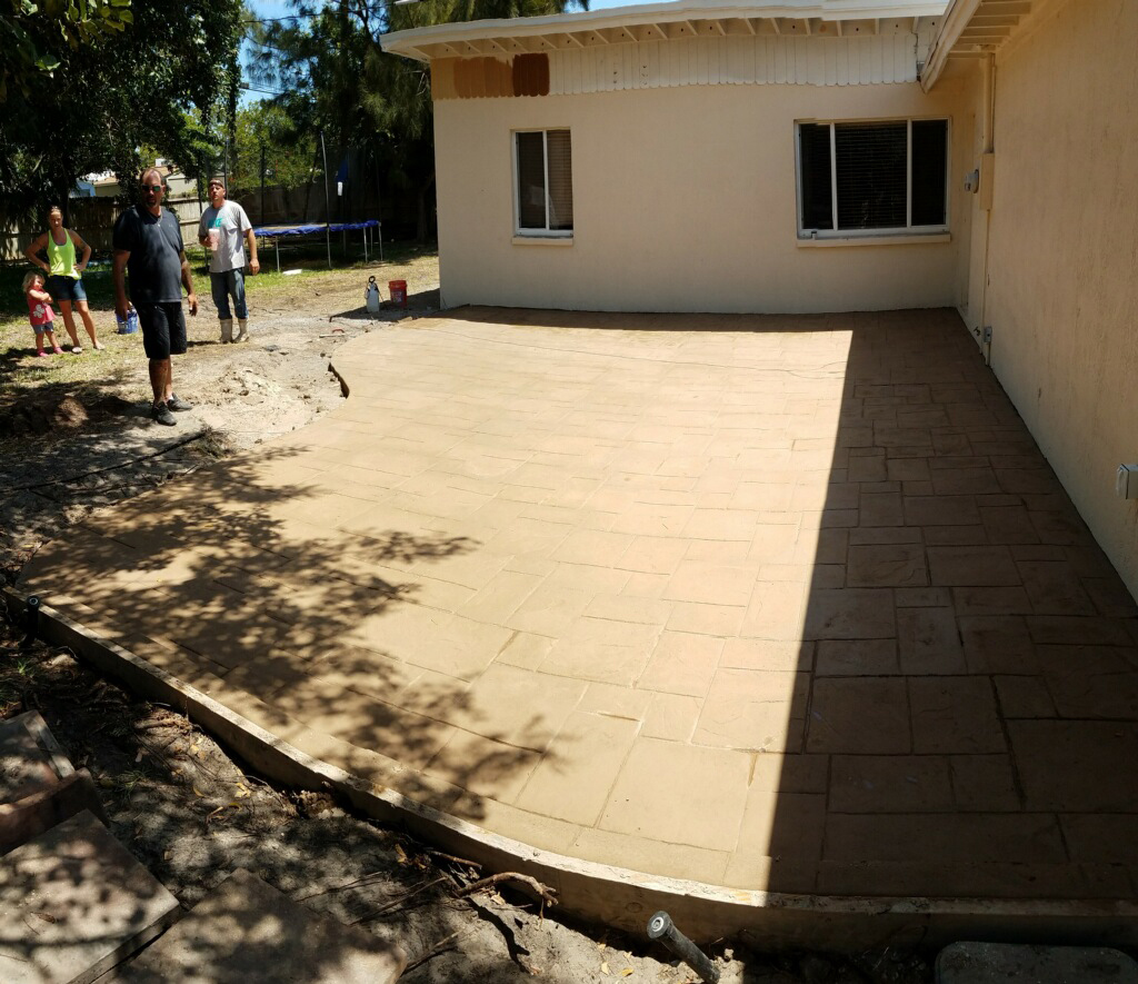 Concrete Contractor in Cocoa, FL - 05