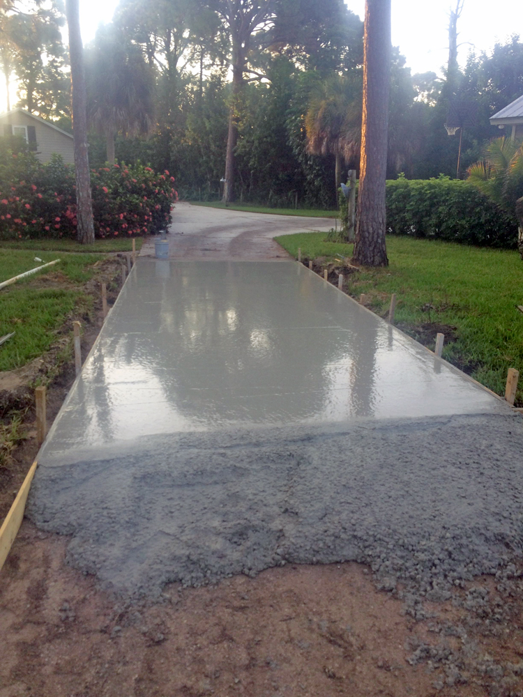 Concrete Contractor in Merritt Island, FL - 07