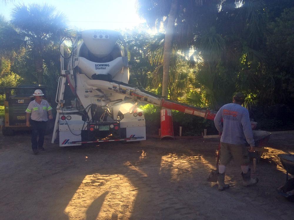 Concrete Contractor in Mims, FL - 07