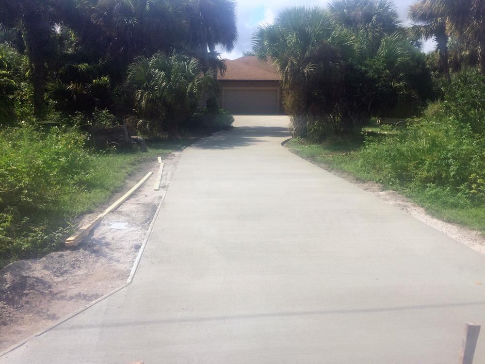 Concrete Contractor in Mims, FL - 10