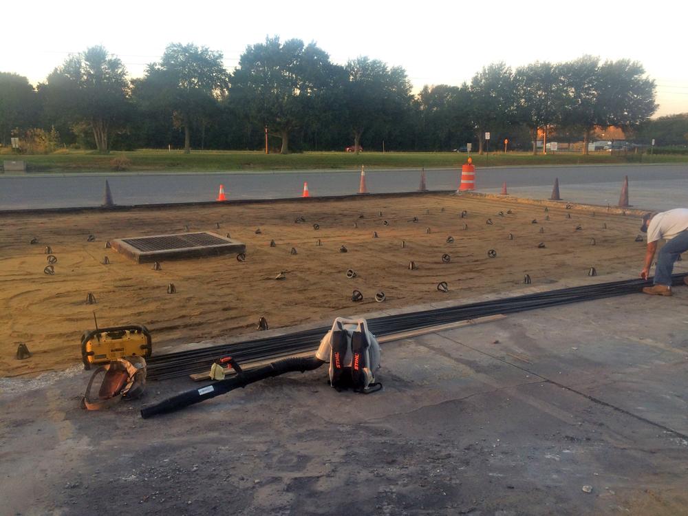 Concrete Contractor in Palm Bay, Florida - 01