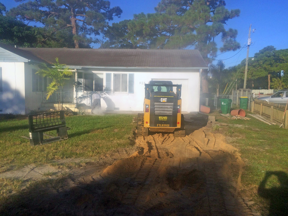 Concrete Contractor in Titusville, FL - 01