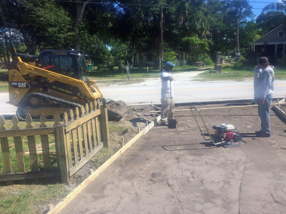 Concrete Contractor in Titusville, FL - 04