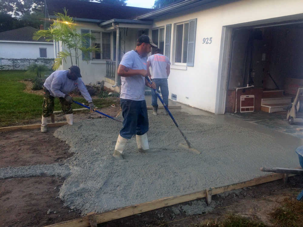 Concrete Contractor in Titusville, FL - 06