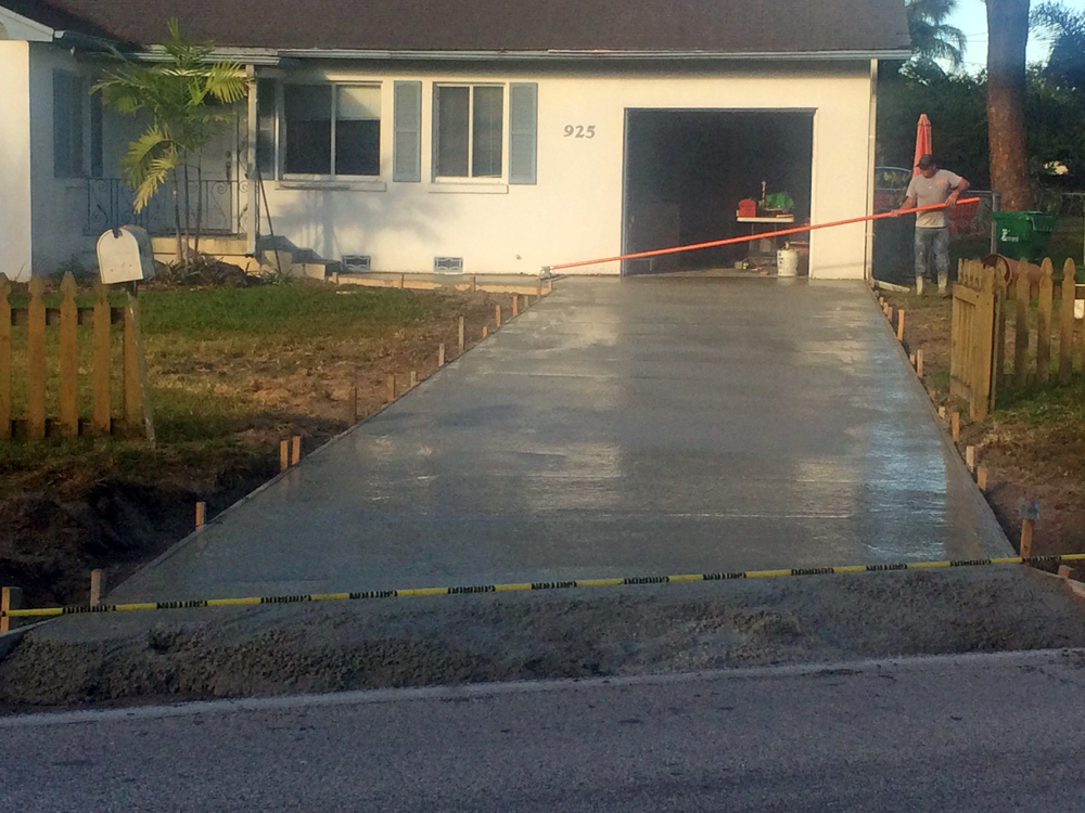 Concrete Contractor in Titusville, FL - 07