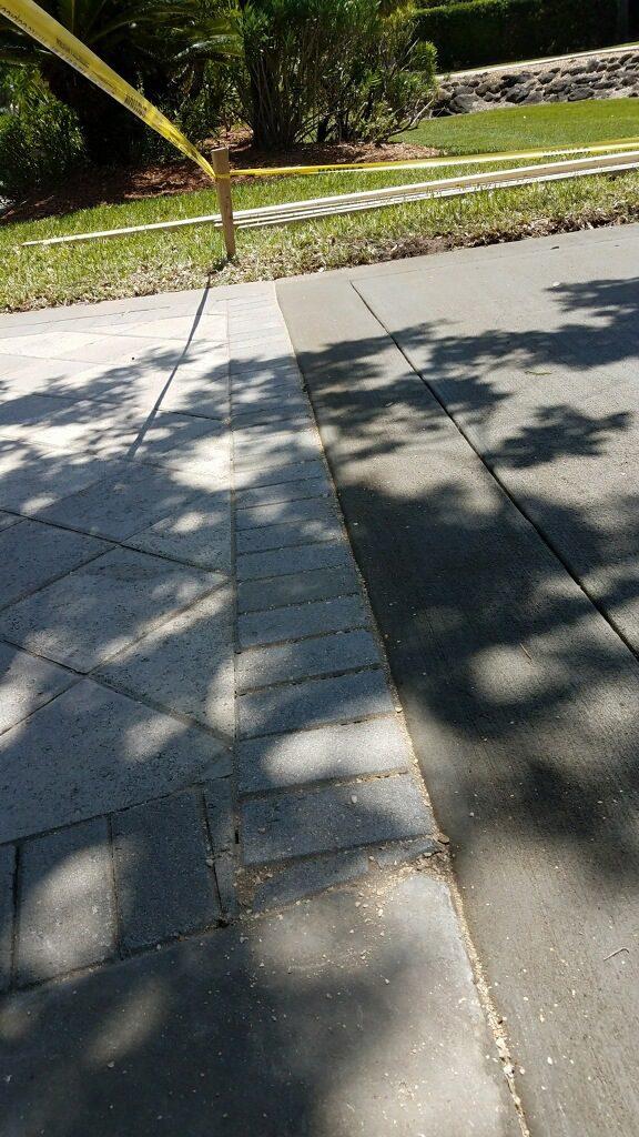 Concrete Driveway Contractor, Cocoa, Florida 01