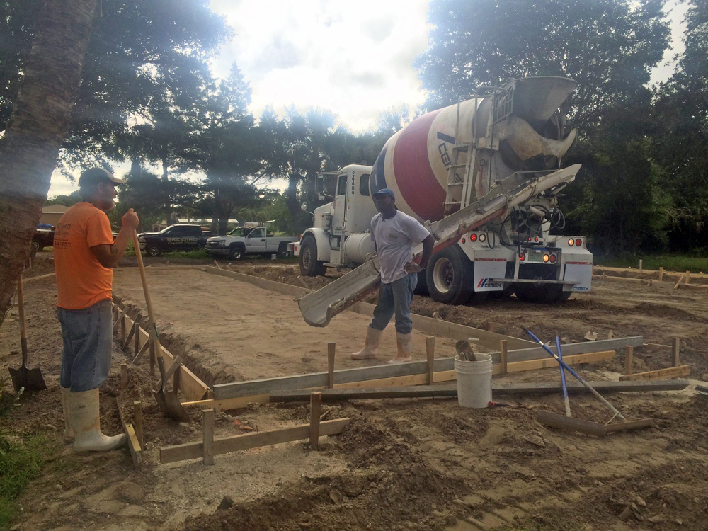 Concrete Slab in Cocoa, FL - 06