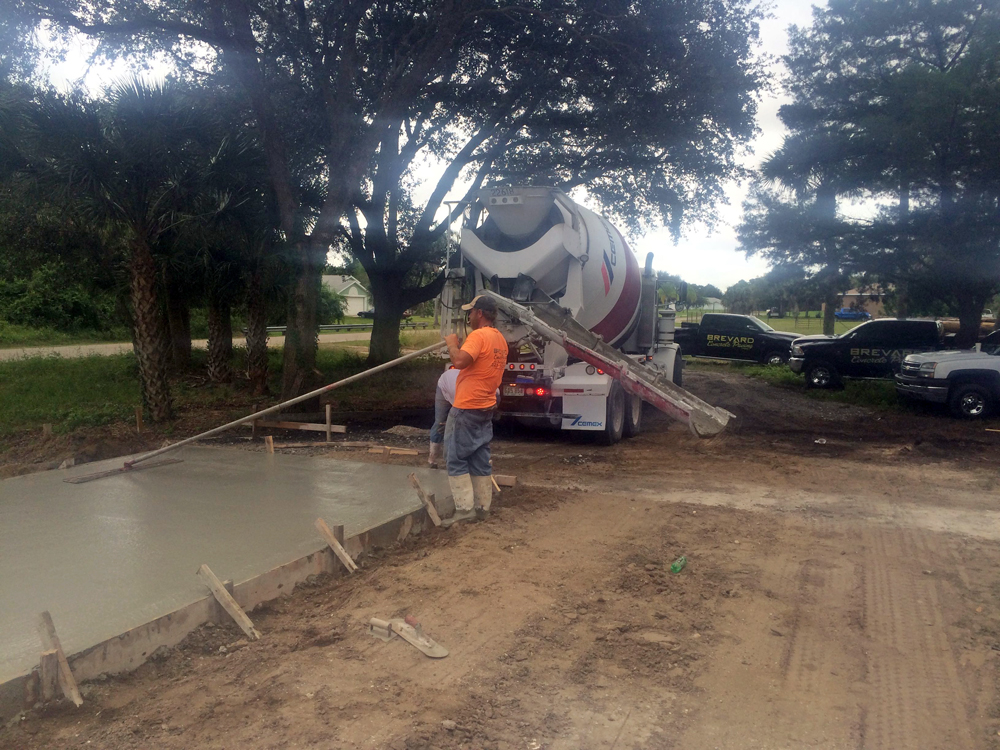 Concrete Slab in Cocoa, FL - 08