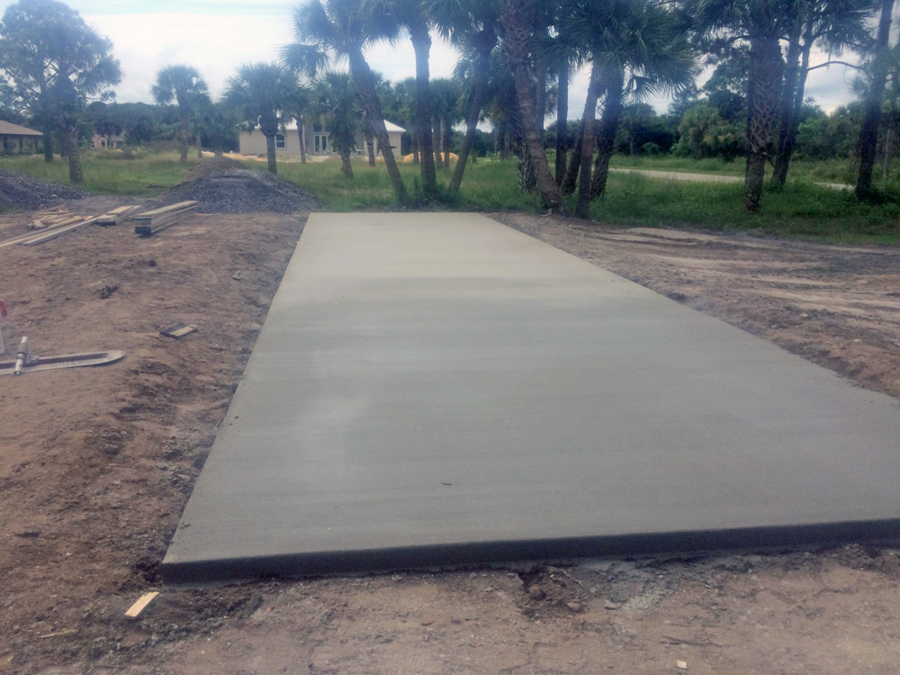 Concrete Slab in Cocoa, FL - 12