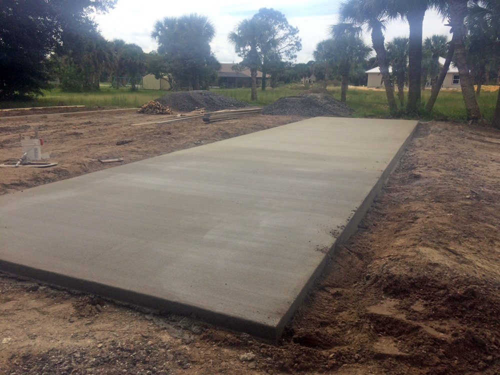 Concrete Slab in Cocoa, FL - 13