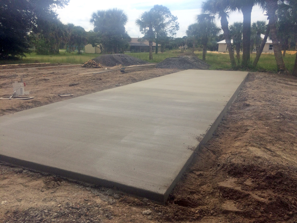 Concrete Slab in Cocoa, FL - 14