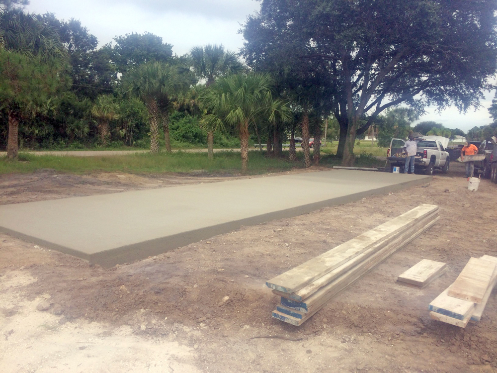 Concrete Slab in Cocoa, FL - 18