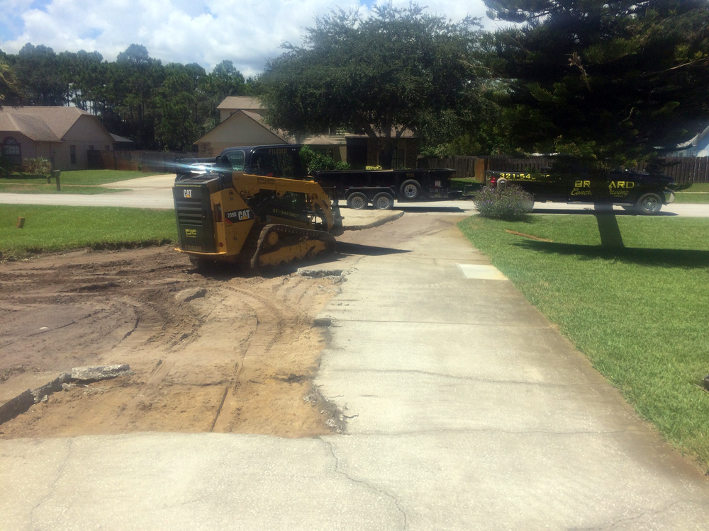 Residential Concrete Contractor in Cocoa, FL - 02