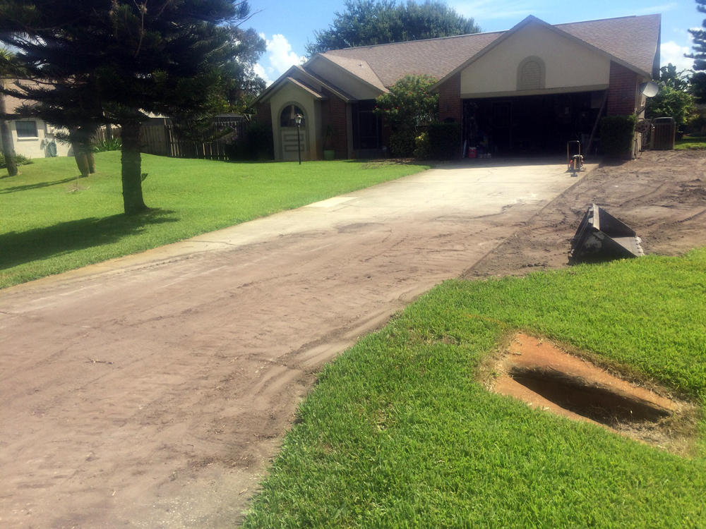 Residential Concrete Contractor in Cocoa, FL - 06