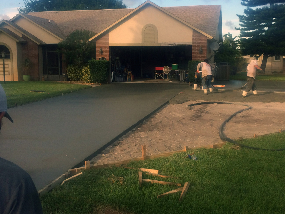 Residential Concrete Contractor in Cocoa, FL - 08
