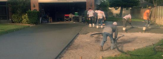 Residential Concrete Contractor in Cocoa, FL - main