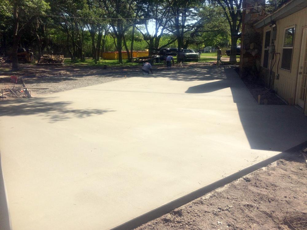 Residential Concrete Contractor in Merritt Island, FL - 07