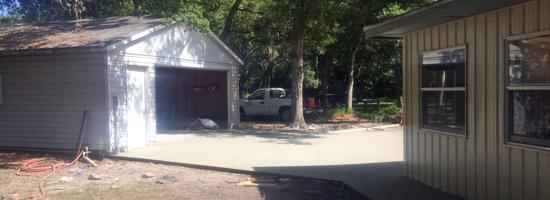 Residential Concrete Contractor in Merritt Island, FL - Main
