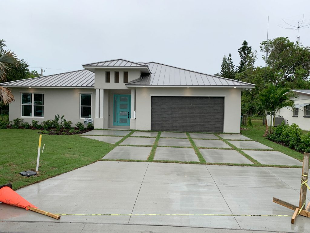 Residential Concrete Driveways