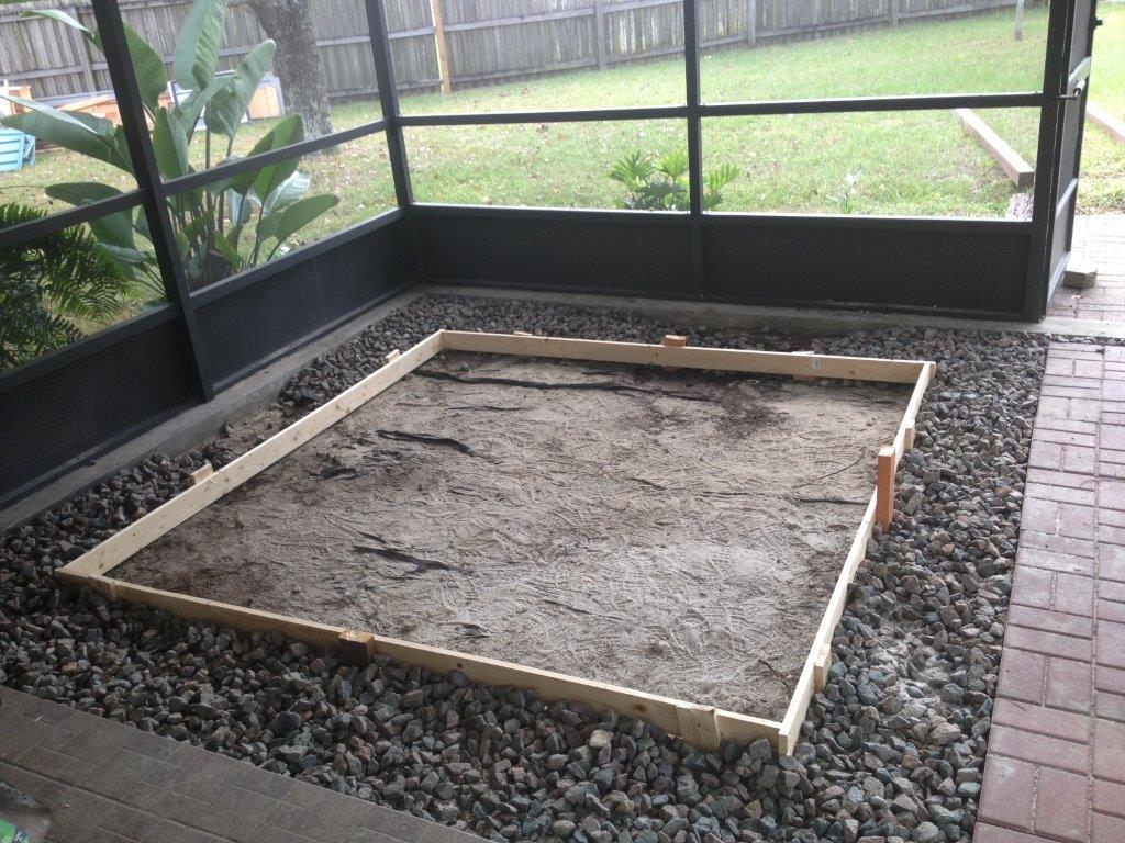 Concrete Pads Palm Bay FL