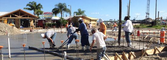 Concrete Projects Commercial