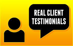 Real Brevard Concrete Paving Client Testimonials