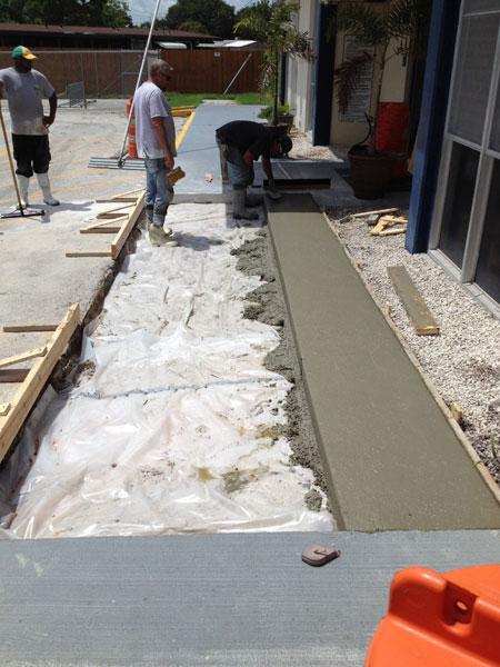 Concrete Pavement & Sidewalks 08
