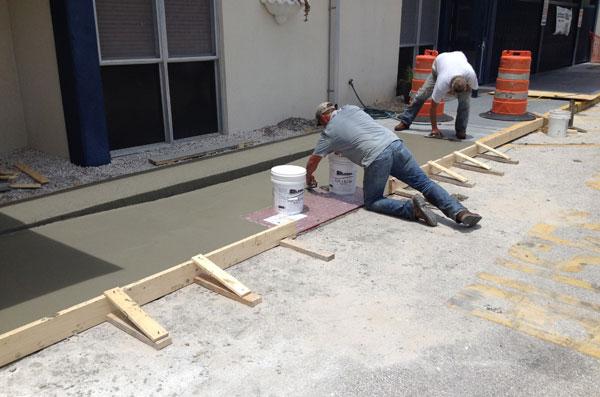 Concrete Pavement & Sidewalks 09
