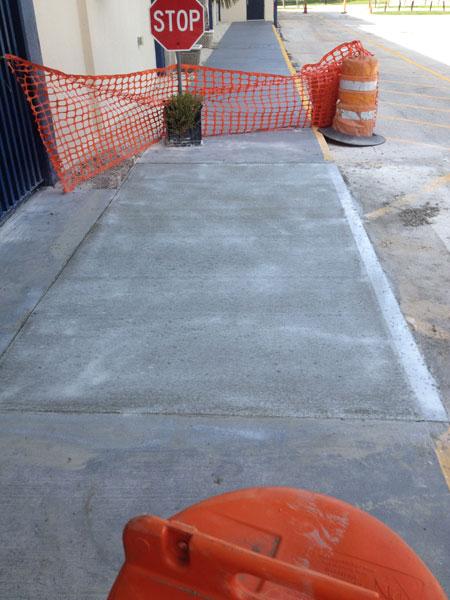 Concrete Pavement & Sidewalks 12