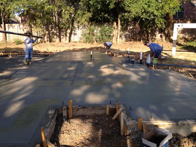 Concrete Foundations Brevard County 04