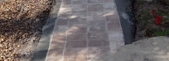 Brevard Concrete Pavers