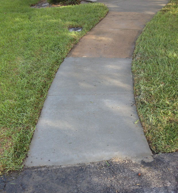 Players Club Concrete Sidewalk Repairs-09
