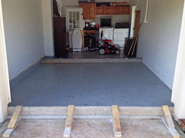 Concrete Slab Addition Brevard FL-01