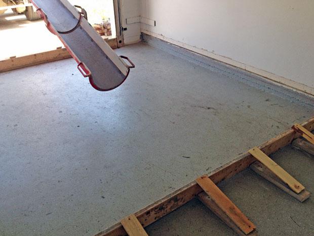 Concrete Slab Addition Brevard FL-02
