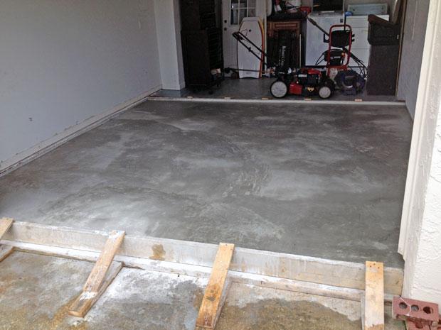 Concrete Slab Addition Brevard FL-06