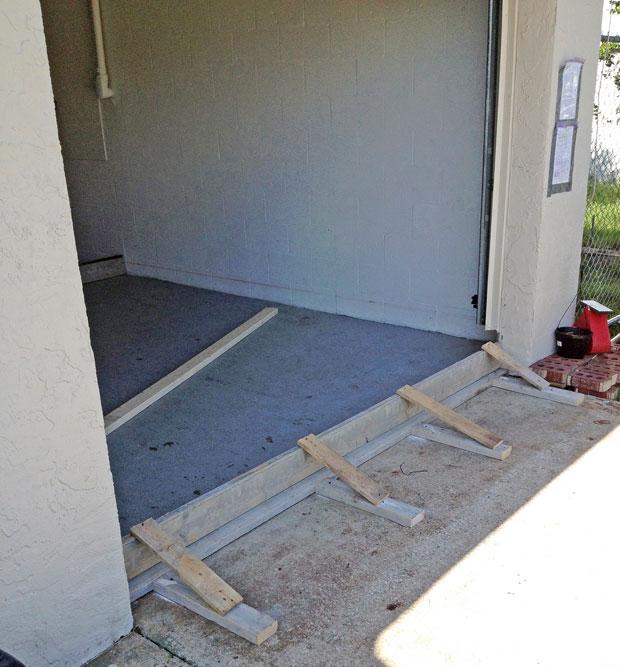 Concrete Slab Addition Brevard FL-07