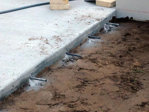 Custom Home Concrete Driveway FL - 05