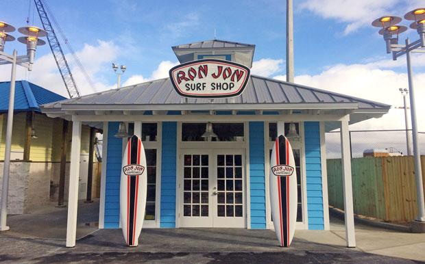 Ron Jon Surf Shop Concrete Foundation-01