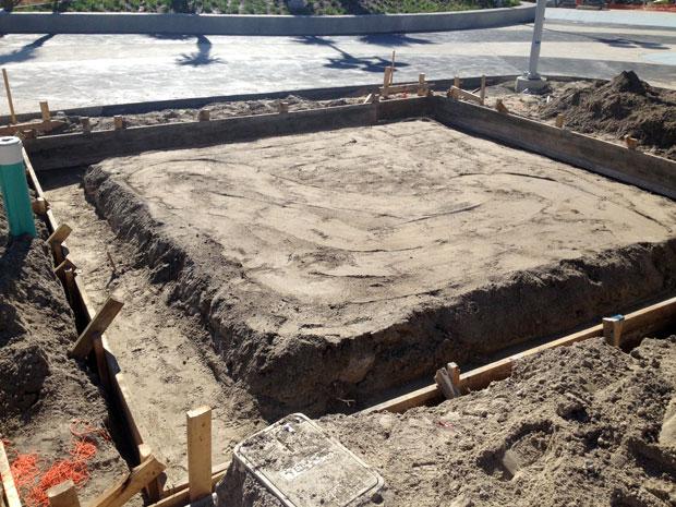 Ron Jon Surf Shop Concrete Foundation-06