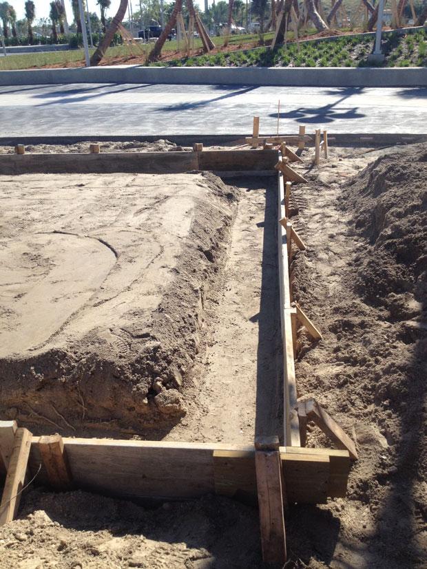 Ron Jon Surf Shop Concrete Foundation-07