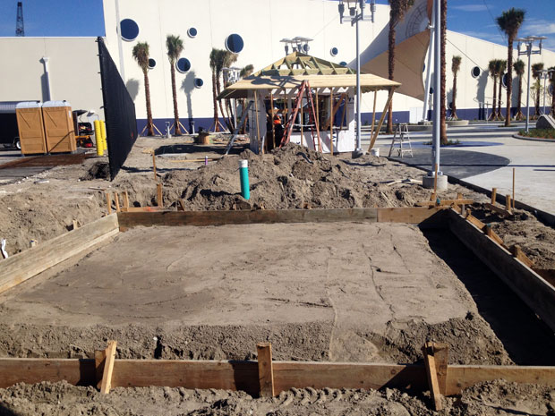 Ron Jon Surf Shop Concrete Foundation-08