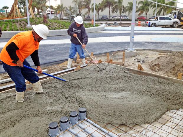 Ron Jon Surf Shop Concrete Foundation-15