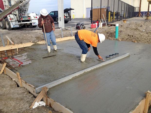 Ron Jon Surf Shop Concrete Foundation-17