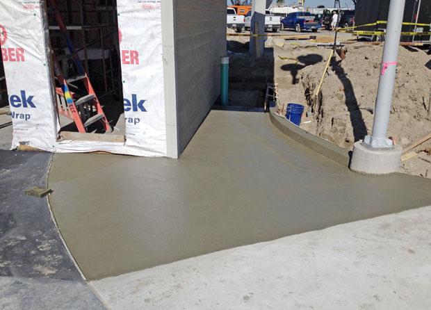 Ron Jon Surf Shop Concrete Foundation-22