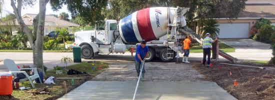 Concrete Driveway Rockledge, Florida