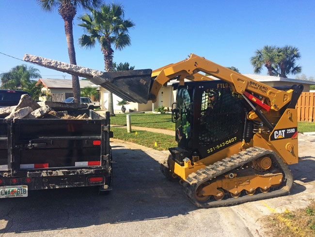 Concrete Demolition & Sitework, Merritt Island, Florida03