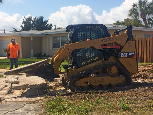 Concrete Demolition & Sitework, Merritt Island, Florida 05
