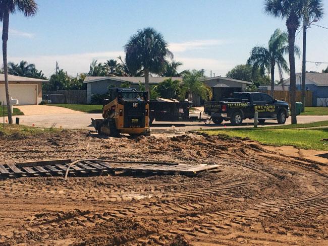 Concrete Demolition & Sitework, Merritt Island, Florida 06